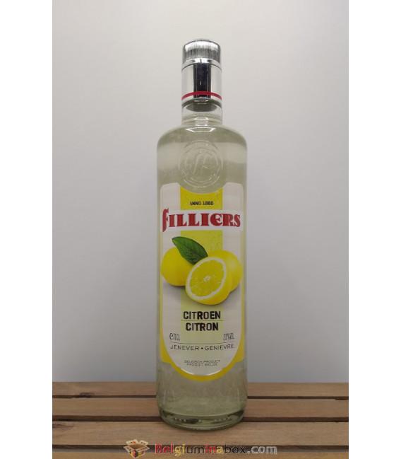 Filliers Citroen - Lemon Jenever- Genièvre 70 cl