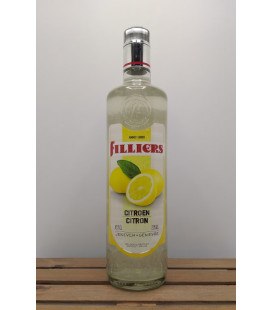 Filliers Citroen - Lemon Jenever- Genièvre 70 cl