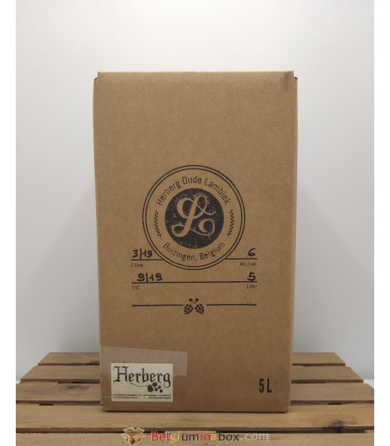 Den Herberg Oude Lambiek Bag-in-Box 5 L (500cl)