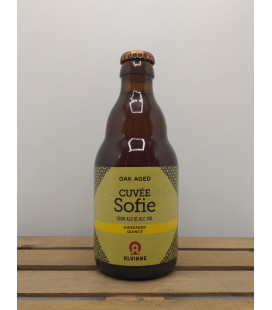 Alvinne Cuvée Sofie Kweepeer (Quince) 33 cl