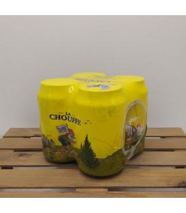 La Chouffe 4-Pack (4x33cl) CAN