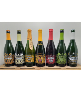 Lindemans  Lambic Brewzery Pack ((7x75cl)