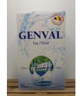 Genval Water Bag-in-Box 5 L