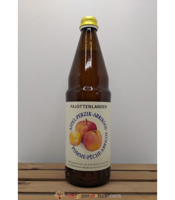 Pajottenlander Appel-Perzik-Abrikoos (Apple-Peach-Apricot) 75 cl