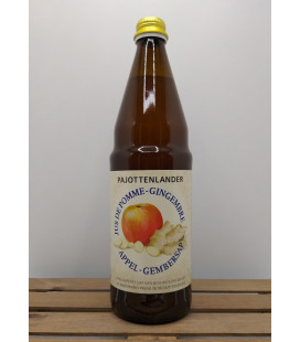 Pajottenlander Appel - Gembersap (Apple - Ginger Juice) 75 cl