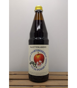 Pajottenlander Appel-Zwartebessensap (Apple-Black Currant) 75 cl
