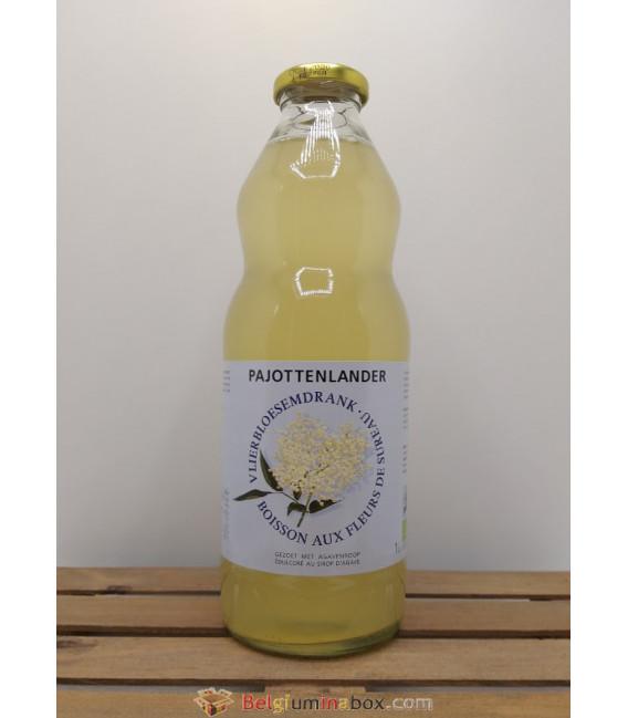 Pajottenlander Vlierbloesemdrank (Elderflower Drink) 1 L