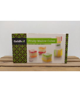 Geldhof Fruity Mallow Cubes 150 gr