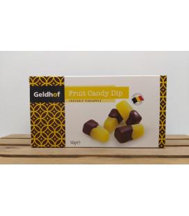 Geldhof Fruit Candy Dip (chocodip pineapple) 145 gr