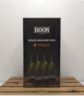 Boon Geuze Discovery Box (4x37.5cl)