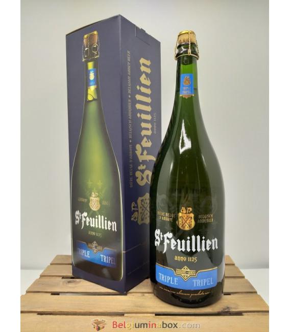 St Feuillien Triple Magnum 1.5 L in giftbox