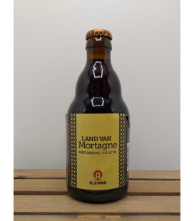 Alvinne Land van Mortagne Amber Quad 33 cl