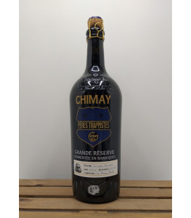 Chimay Grande Réserve Whisky Barrel Aged 2018 75 cl