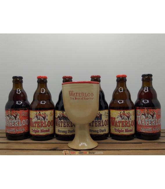 Waterloo Brewery Pack (6x33cl) + Waterloo Mug