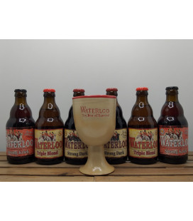 Waterloo Brewery Pack (2x3x33cl) + Waterloo Mug