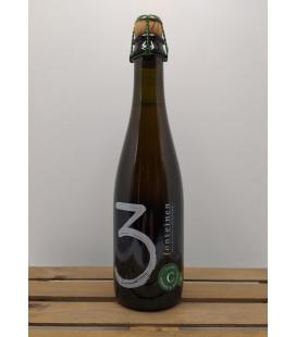 3 Fonteinen Oude Geuze Cuvée Armand & Gaston (honey) Assemblage 66 Season 17-18 37.5 cl