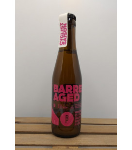 Brussels Beer Project Cyclist Saison Barrel Aged 25 cl