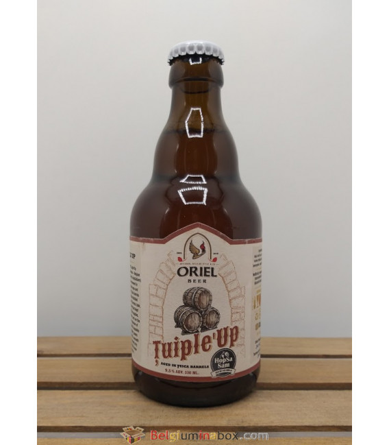 Oriel-HopSaSam Țuiple'Up Barrel-Aged 33 cl