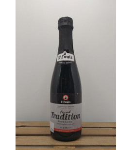 St Louis Fond Tradition Kriek Lambic 37.5 cl