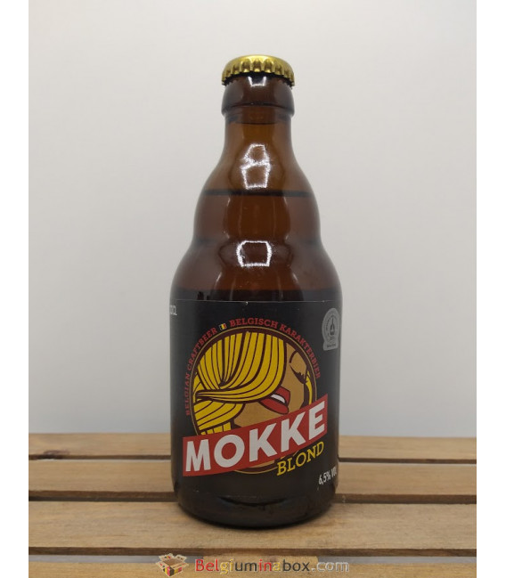 Mokke Blond 33 cl