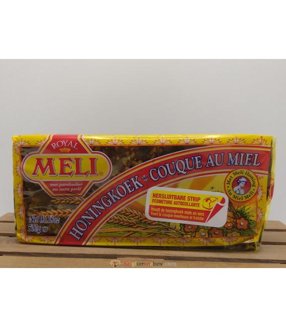 Meli Honingkoek  Couque au Miel - Honey Cake 500 gr