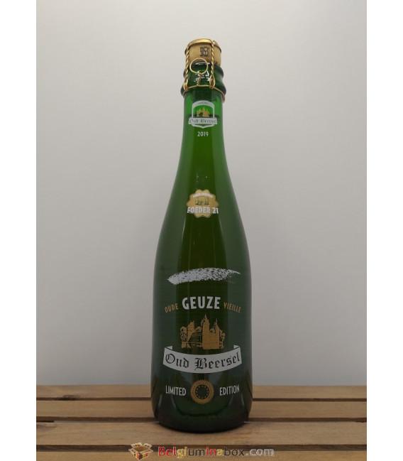 Oud Beersel Oude Geuze Foeder 21 2019 37.5 cl