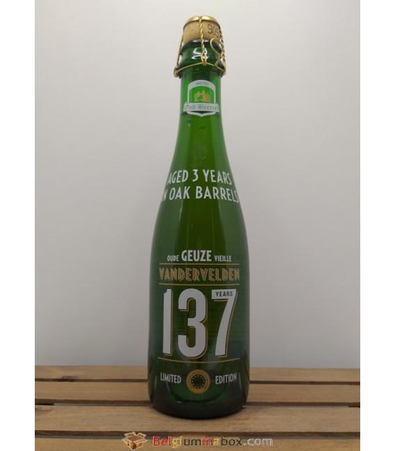 Oud Beersel Oude Geuze Vandervelden 137 Years 37.5 cl