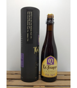 La Trappe Quadrupel Oak Aged Batch 34 37.5 cl
