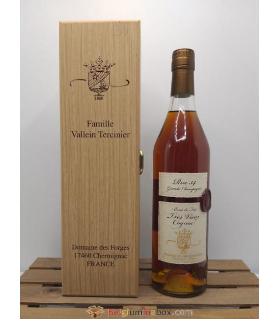 Cognac Rue 1934 Grande Champagne 42% 70 cl