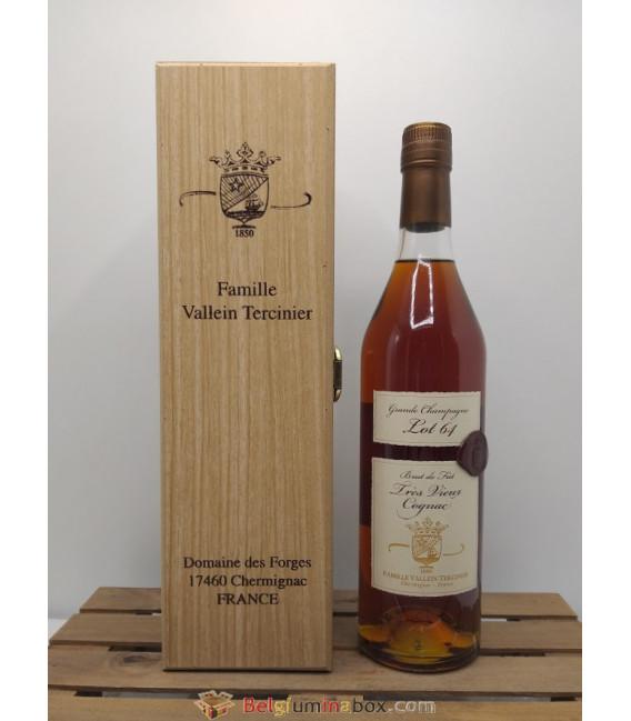 Cognac Rue 1964 Grande Champagne 42.5% 70 cl