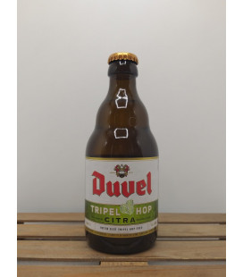 Duvel Tripel Hop Citra Dry-Hopped 33 cl