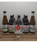Duvel Brewery Pack (4x2) + FREE Duvel Glass