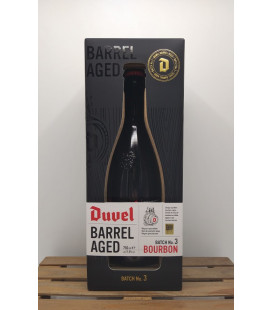 Duvel Oak Aged in Bourbon Barrel (Batch 3) 75 cl in Gift Box