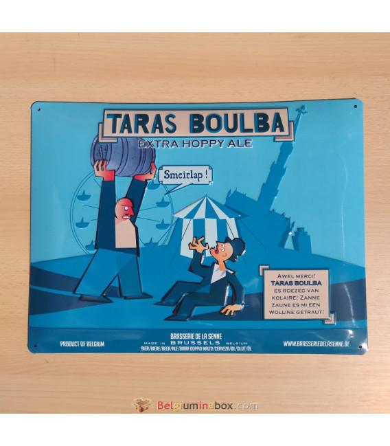Teras Boulba Beer-Sign
