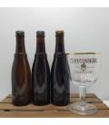 Westvleteren Brewery Pack (3x33cl) + Trappist Westvleteren Glass