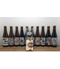Het Nest Brewery Pack (10x33cl) + Glass + FREE Deck of Cards