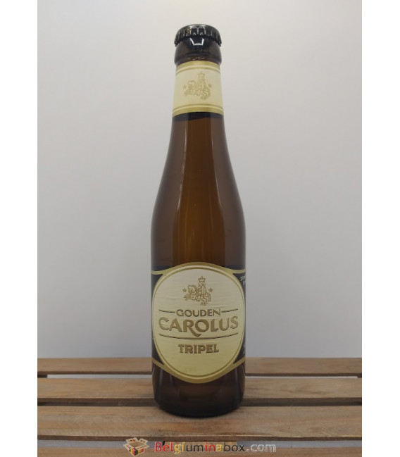 Gouden Carolus Tripel 33 cl