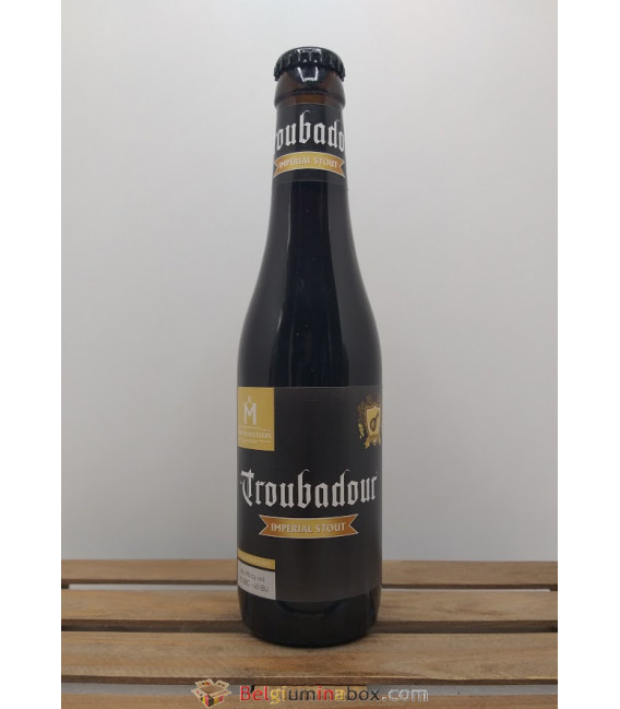 Troubadour Imperial Stout 33 cl