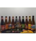 Troubadour Brewery Pack (10x33cl) + Troubadour Glass + FREE Barmat
