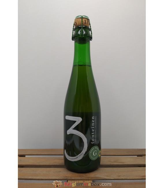 3 Fonteinen Oude Geuze 2017-2018 Batch N° 10 37.5 cl