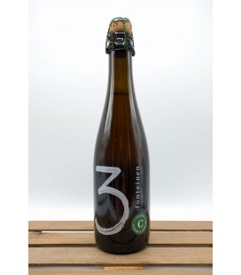 3 Fonteinen Oude Geuze Armand & Gaston 17-18 Blend 81 37.5 cl