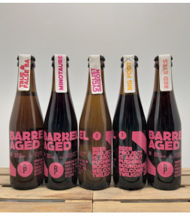 Brussels Beer Project Barrel Aged 5-Pack (5x25cl)