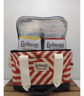 Liefmans On The Rockx 8-pack (8x25cl) + FREE Cool Box