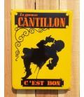 La Gueuze Cantillon C'est Bon beer-sign in emaille