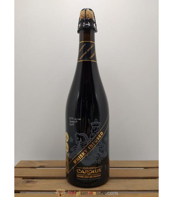 Gouden Carolus Cuvée van de Keizer Whisky Infused 75 cl