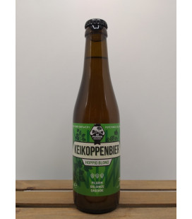 De Plukker Keikoppenbier (Hoppig Blond) new label 33 cl