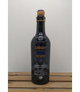 Chimay Grande Réserve Whisky Barrel Aged 2019 37.5 cl