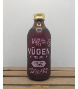 YUGEN Kombucha Cherry Thyme 32.5 cl