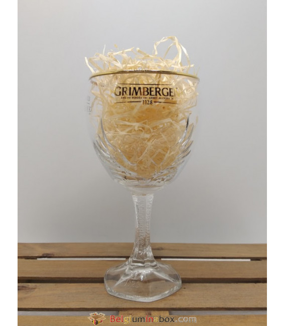 Grimbergen Glass 33 cl