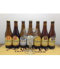 La Trappe Brewery Pack (7x33) + La Trappe Glass + FREE La Trappe Bartowel